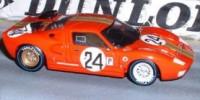 Ford GT 40   St.Nr. 24    Sebring 1966 Alan Mann Stewart/Hill