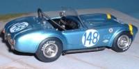 AC Cobra 289 St.Nr. 150 Targa Florio 1964 Arena/Coco