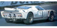 Ford GT 40 MK II   St.Nr. 1    Le Mans 1965  Miles/McLaren
