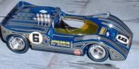 McLaren M6B   St.Nr.      1968 SUNOCO