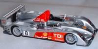 Audi R10   St.Nr.     Le Mans 2006