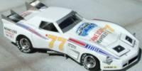 Chevrolet Corvette   St.Nr. 77    Daytona 1977 Mancuso