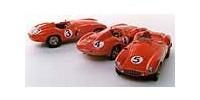 Ferrari 121   St.Nr. 3    Le Mans 1955