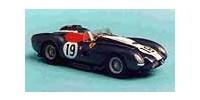 Ferrari 250 TR 58   St.Nr. 19   Ausf Le Mans 1958  Martin/Tavano