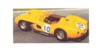 Ferrari 250 TR 58   St.Nr. 10   Ausf Le Mans 1959  de Changy/Bianchi
