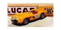 Ferrari 250 TR 58   St.Nr. 21   6. Le Mans 1958  de Changy/'Beurlys'