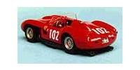 Ferrari 250TR   St.Nr. 102   3. Targa Florio 1958  von Trips/Hawthorn