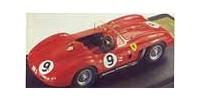 Ferrari 250TR   St.Nr. 9   Ausf Le Mans 1957  Trintignant/Gendebien