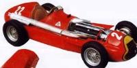 Alfa Romeo 159   St.Nr.     Weltmeister 1951 ( 20 Versionen) Fangio mit Motor