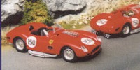 Ferrari 250 TR 59   St.Nr. 14   Ausf Le Mans 1959  Gendebien/Ph.Hill