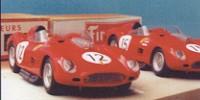 Ferrari 250 TR 59   St.Nr. 12   Ausf Le Mans 1959  Behra/Gurney