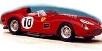 Ferrari 250 TR 59   St.Nr. 10   3. Tourist Trophy 1959