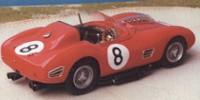 Ferrari 250 TR 59   St.Nr. 8   3. Sebring 1960 Ch. 0768
