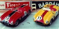 Ferrari 290 MM   St.Nr. 10   Ausf Le Mans 1957  Arents/de Vroom