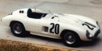 Ferrari 857 S   St.Nr. 20    Sebring 1956  Ph.Hill