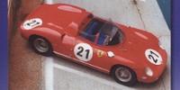 Ferrari 250P   St.Nr. 21   1. Le Mans 1963  Scarfiotti/Bandini