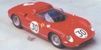 Ferrari 250P   St.Nr.    1. Sebring 1963