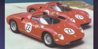 Ferrari 275P   St.Nr.    1. Sebring 1964