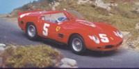 Ferrari 250 TR 60/61   St.Nr. 11   2. Le Mans 1961 Ch. 0780 Mairesse/Parkes