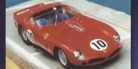 Ferrari 250 TR 60/61   St.Nr. 10   1. Le Mans 1961 Ch. 0780 Hill/Gendebien