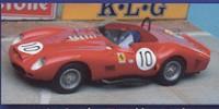 Ferrari 330 TRI 62   St.Nr.     Sebring 1963