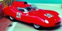 Osca 750 Sport   St.Nr. 41   14. Le Mans 1958  Laroche/Radix