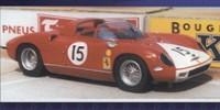 Ferrari 330 P   St.Nr. 15   Ausf Le Mans 1964 N.A.R.T. Rodriguez/Hudson