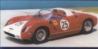 Ferrari 330 P   St.Nr. 25    Sebring 1964 N.A.R.T.