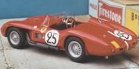 Ferrari 500 TR   St.Nr. 25   Ausf Le Mans 1958  Rodriguez/Behra