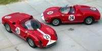 Ferrari 330 P 64   St.Nr. 21    Sebring 1964
