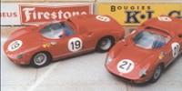 Ferrari 330 P 64   St.Nr. 21    Le Mans 1964