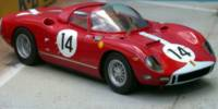 Ferrari 330 P 64   St.Nr. 14   2. Le Mans 1964