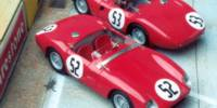 Stanguellini Sport Bialbero   St.Nr. 52   Ausf Le Mans 1956  Faure/Foury