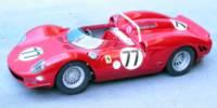 Ferrari 330 P2   St.Nr. 77    Daytona 1965