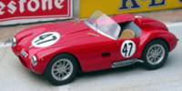 Moretti 750 S   St.Nr. 47    Le Mans 1956