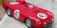 Osca MT 4   St.Nr. 40   11. Le Mans 1955