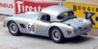 AC Bristol Ace   St.Nr. 60    Le Mans 1962