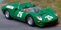Ferrari 365 P2   St.Nr.     Guards Trophee 1965  Piper