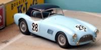 AC Bristol Ace   St.Nr. 28    Le Mans 1961