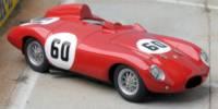 Stanguellini 750   St.Nr. 60    Le Mans 1955