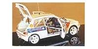 Peugeot 106 Xsi Gr.A St.Nr. 22 13. Tour de Corse 1994 Doenlen/Sauvage