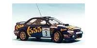 Subaru Impreza Turbo 4 x 4   St.Nr. 3   1. Acropolis 1994 555 Sainz/Moya