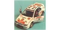 Subaru Impreza   St.Nr.     Libanon 1995 COCA COLA Etemezian/Ohg
