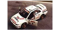 Subaru Impreza Gr.A   St.Nr. 4   4. Monte Carlo 1996 IGOL Beguin/'Tilber'