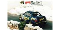 Subaru Impreza St.Nr. 10. Schweden 1996 Auriol