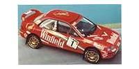 Subaru Impreza   St.Nr. 1   2. Ypres 1997 WINFIELD Thiry/Prevot