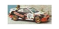 Subaru Impreza   St.Nr. 12   5. Ypres 1997 CRACK Lietaer/Derammalaere