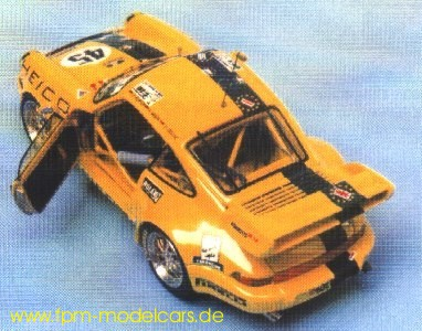 Porsche Carrera RSR St.Nr. 45 Ausf Le Mans 1994 HEICO Wlazig/Dr.Ebeling/Richter