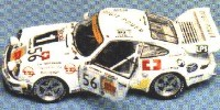Porsche 911   St.Nr. 56   Ausf Le Mans 1994 SAR-TFN Haberthur/Gueslard/Vuill.