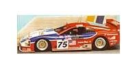 Nissan 300 ZX   St.Nr. 75   5. Le Mans 1994 LEASE PLAN Millen/O'Connell/Morton Nachtversion